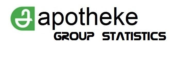 apotheke-group-statistics
